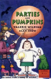 cover - Parties and pumpkins