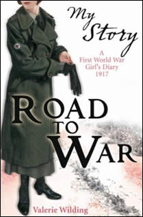 Road to War. cover - The Queen's Spies